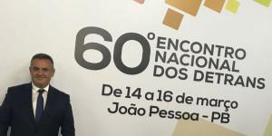 SindiCFC participa do 60º Encontro Nacional de Detrans em João Pessoa – PB