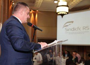 SindiCFC realiza Cerimônia de Posse da Diretoria 2018-2022